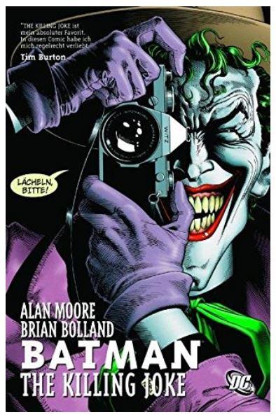 Batman . The Killing Joke