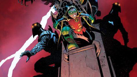 Robin: Der Sohn des Dunklen Ritters