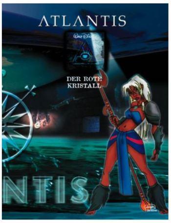 Walt Disney: Atlantis - Das geheimnisvolle Buch