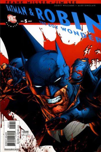 Frank Miller & Jim Lee: All-Star Batman