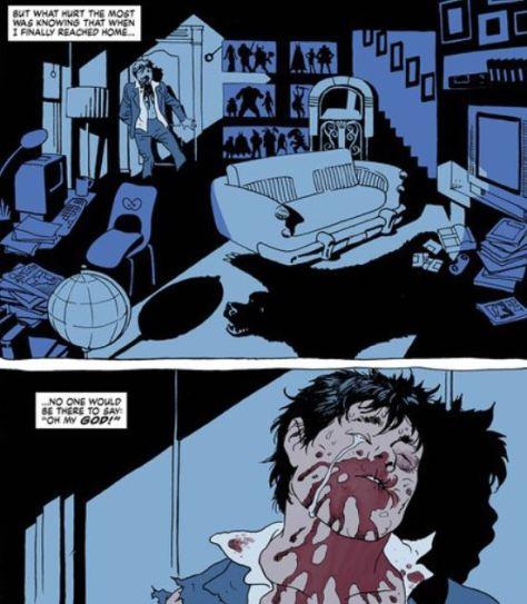 Paul Dini: Dark Night - Eine wahre Batman-Geschichte