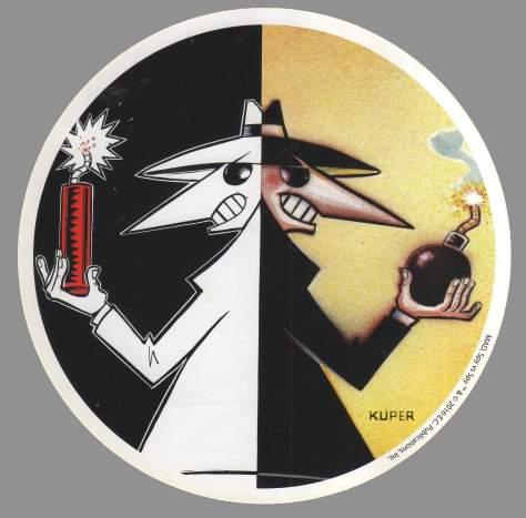 MAD Meisterwerke: Spion & Spion