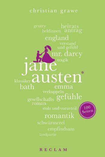 Christian Grawe: Jane Austen. 100 Seiten