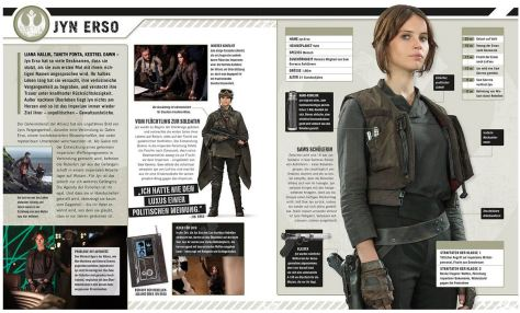 Star Wars Rogue One - Die illustrierte Enzyklopädie