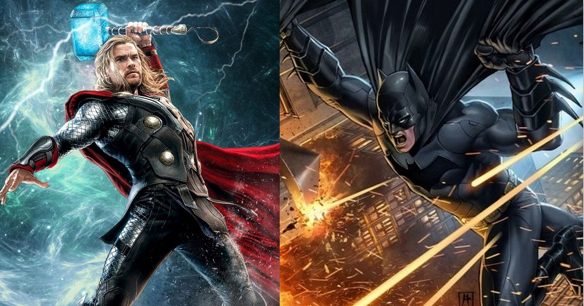 12 Superhero Movies Graded From Lame To Amazing.