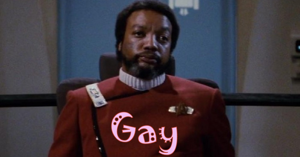 6 Star Trek Actors You Didn't Know Were Gay In Real Life!