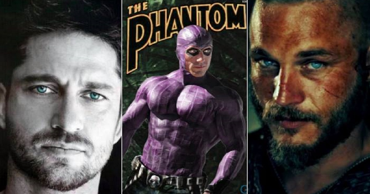 """5 Actors Who Can Be The Next Legendary Superhero """"The Phantom"""" In A Big Budget Movie."""