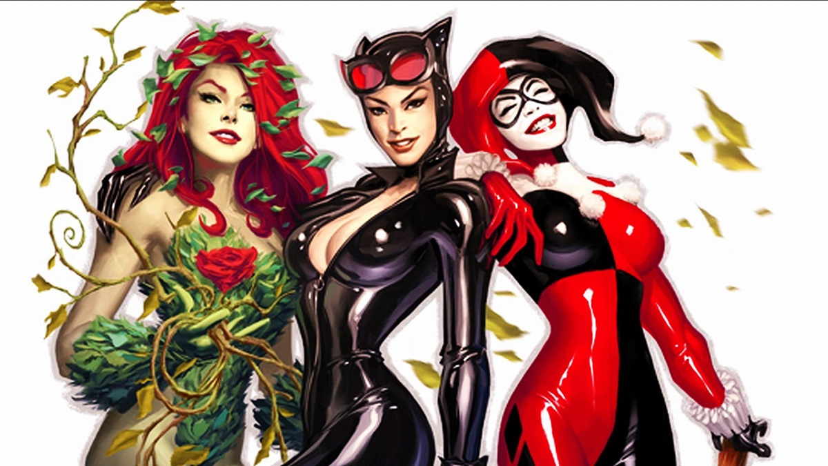 Top 5 Choices For Gotham City Sirens