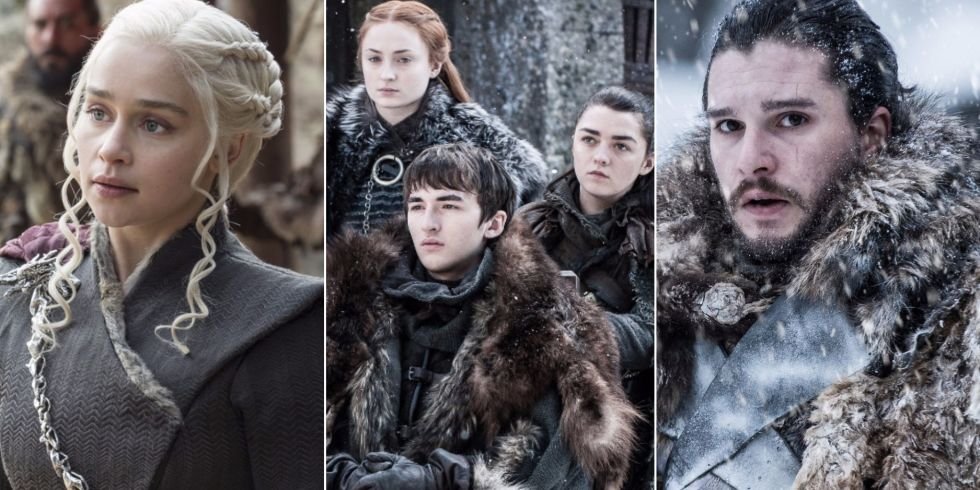 8 Ways That Game Of Thrones Could End – Based On George RR Martin's Hints