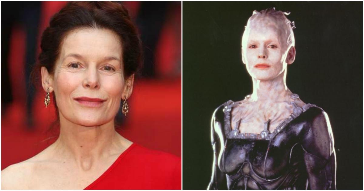 10 Beautiful Actors Hidden Behind Creative Alien Makeups In Star Trek!