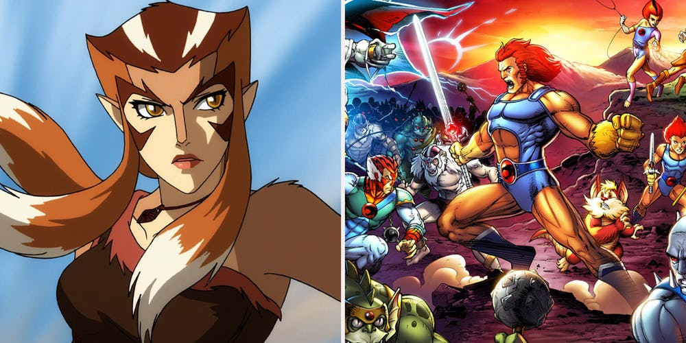 15 Things You NEVER Knew About ThunderCats