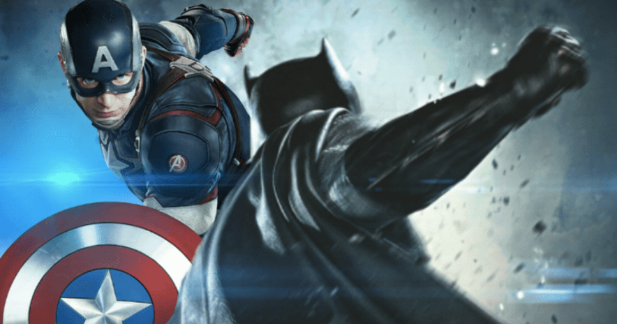 10 Reasons To Prove Why Captain America Would Always Beat Batman