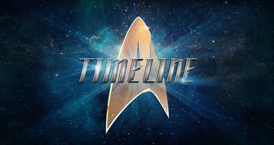 Catch Up on the Star Trek Timeline Before Discovery With This Video