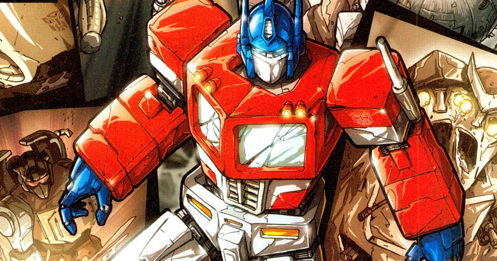 13 Amazing Classic Optimus Prime Moments That Him Our Favourite Cartoon Character!
