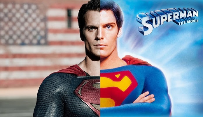15 Reasons Henry Cavill Is Better Superman Than Christopher Reeve.