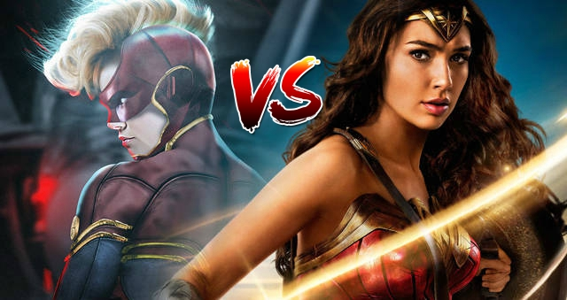 Wonder Woman Vs Captain Marvel: Who Would Win And How?