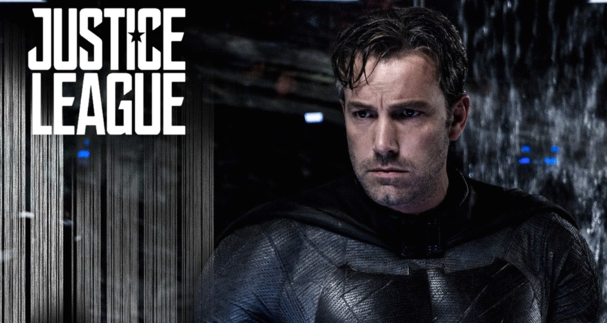 Ben Affleck Says 'Justice League' Is The Biggest Movie He Has Done
