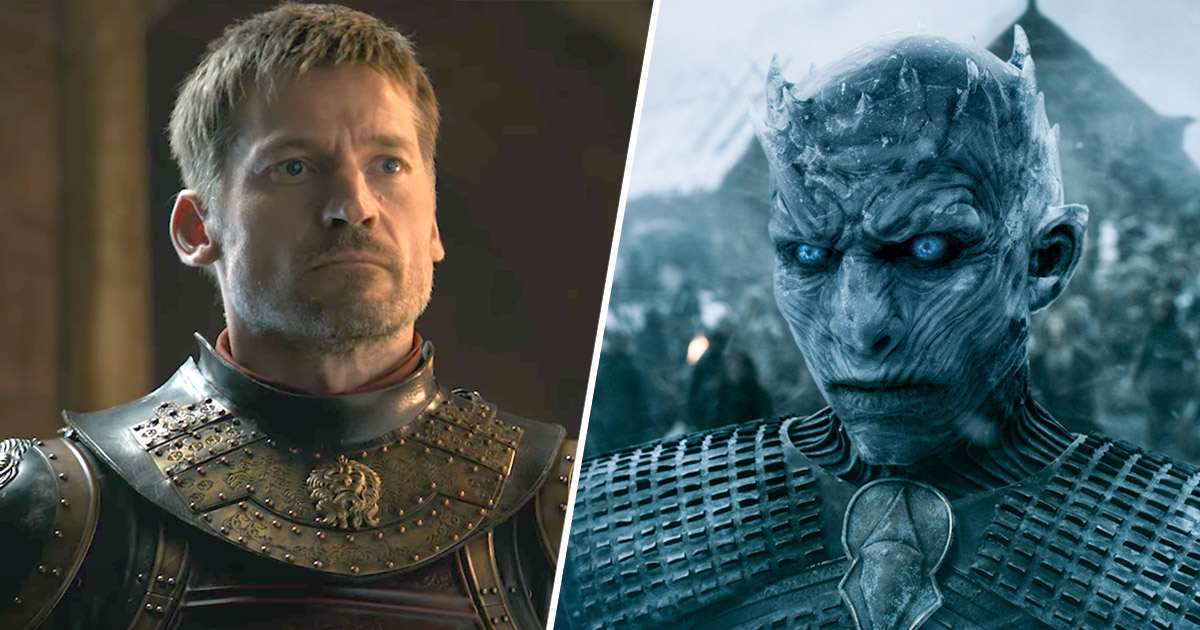 "Nikolaj Coster-Waldau Hints That Jaime Lannister Is Going to Turn Into A White Walker ""They Will Do It"""