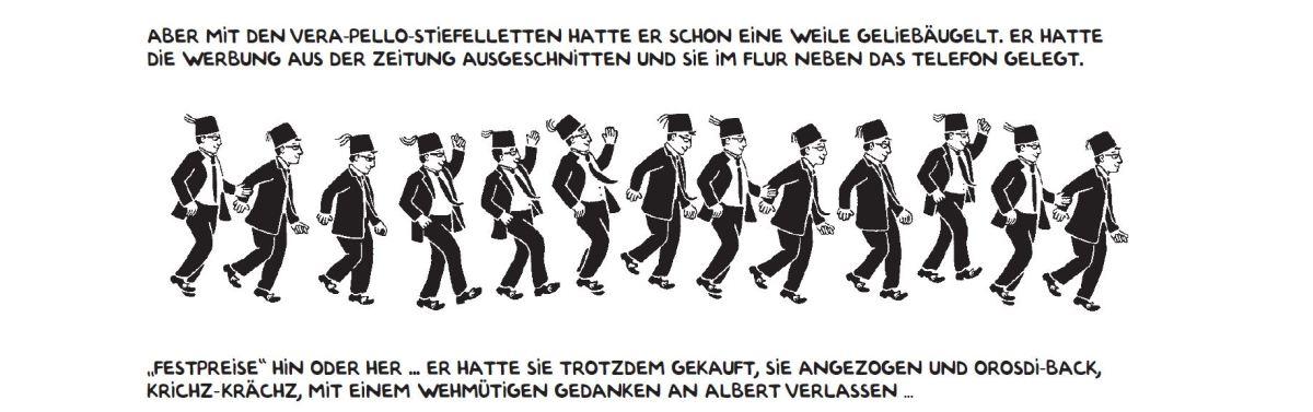 """""""Schwarz-Weiß ist radikaler"""""""