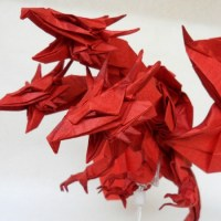 10 More Amazing Origami Dragons