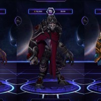 All Skins From Heroes Of The Storm