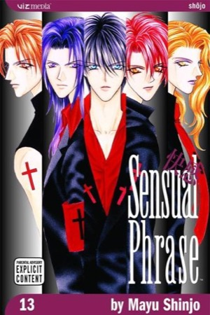 Sensual Phrase volume 13 cover