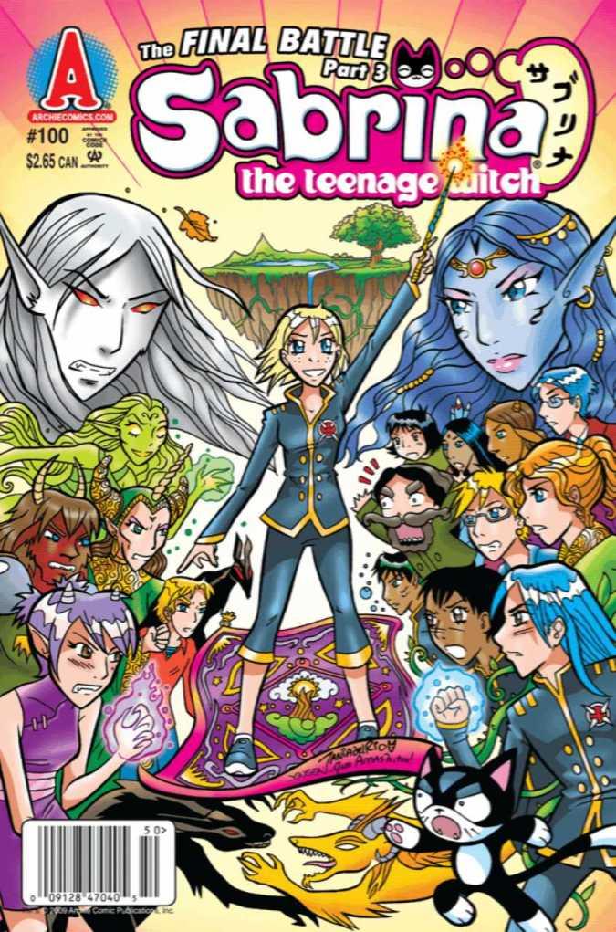 Sabrina the Teenage Witch #100