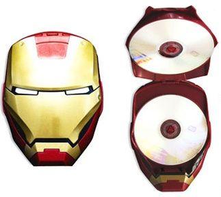 Target Iron Man DVD