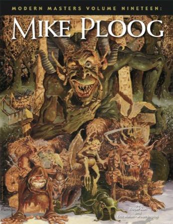 Modern Masters Mike Ploog cover