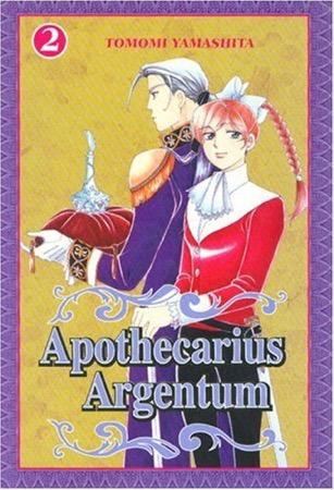 Apothecarius Argentum volume 2 cover