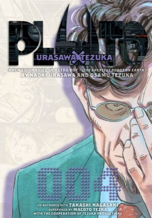 Pluto: Urasawa x Tezuka volume 4