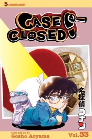 Case Closed volume 33