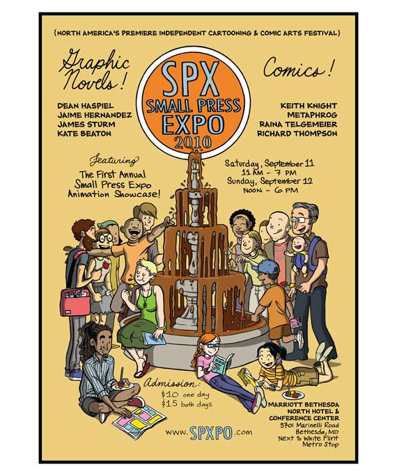 SPX 2010 poster