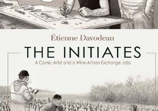 The Initiates cover