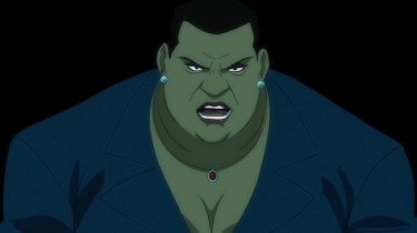 Amanda Waller in Batman: Assault on Arkham