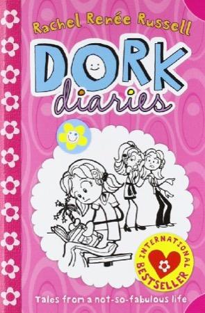 Dork Diaries cover
