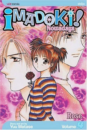 Imadoki! Volume 4 cover