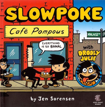Cafe Pompous cover