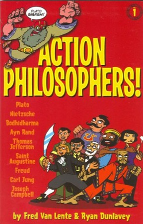 Action Philosophers cover