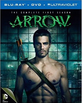 Arrow: The Complete First Season cover