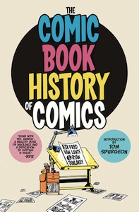 The Comic Book History of Comics cover