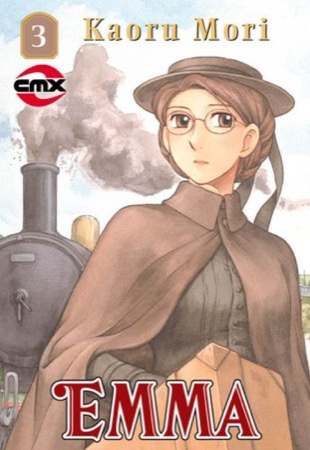 Emma volume 3 cover