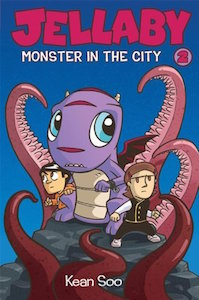 Jellaby: Monster in the City cover