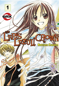 The Lapis Lazuli Crown volume 1 cover