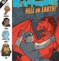 Perhapanauts Annual cover