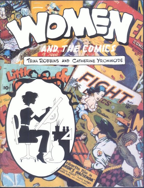 Women and the Comics cover
