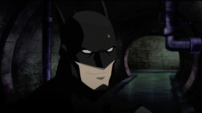 Batman in Justice League: War