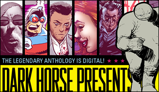 Dark Horse Presents digital ad