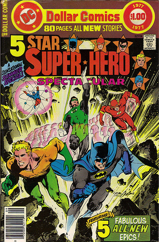 Five-Star Super-Hero Spectacular