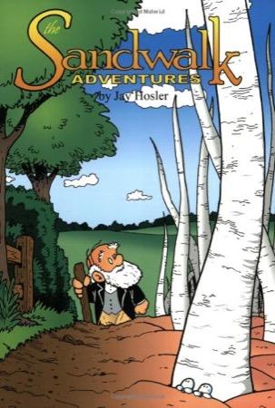 The Sandwalk Adventures cover